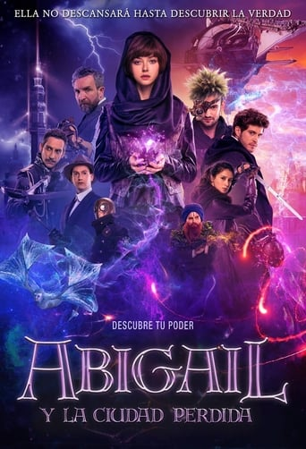 Abigail y la ciudad perdida