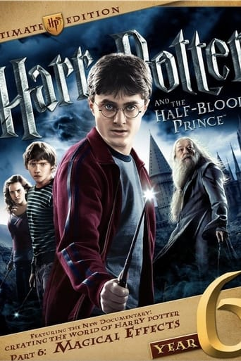 Creating the World of Harry Potter, Part 6: Magical Effects