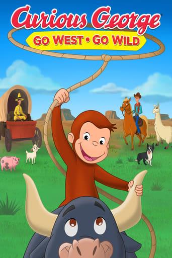 Curious George: Go West, Go Wild
