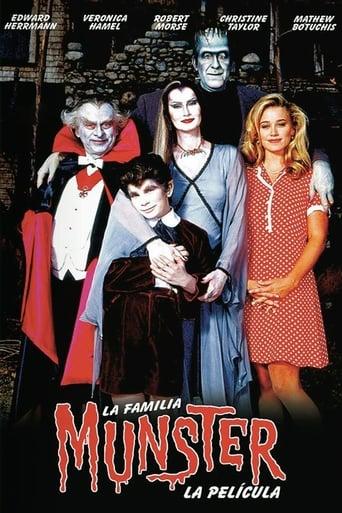 La familia Munster: la película