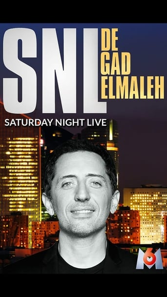 Le Saturday Night Live de Gad Elmaleh