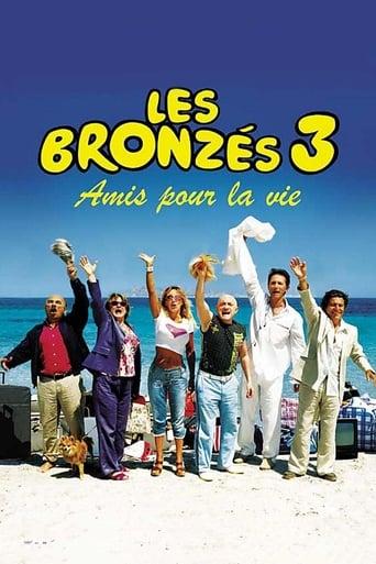 Los bronceados 3: Amigos para la vida